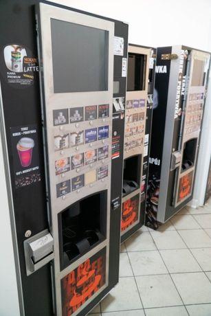 Sprzedam automat kawowy Gerhardt z wrzutnikiem - Vending