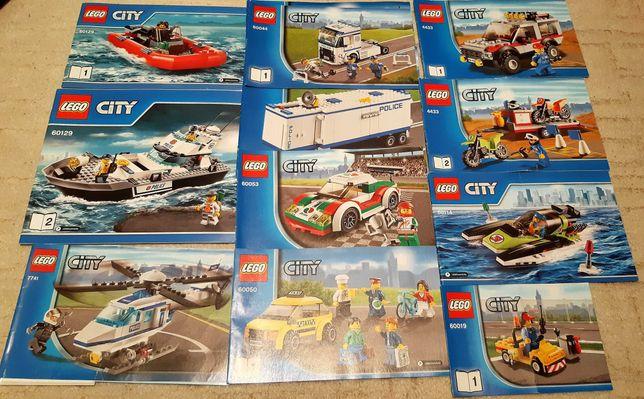 Klocki Lego - 24 zestawy i mnóstwo klocków luzem jak nowe za 1/4 ceny