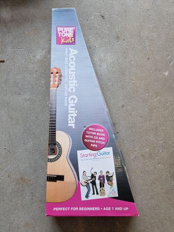 Gitara 1/2 dla dzieci 5-12 lat