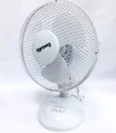 Вентилятор настольный / Цена действует до конца месяца