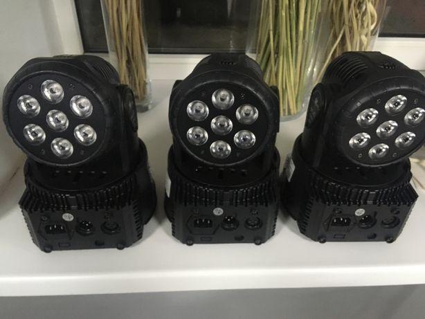 Mini led moving head