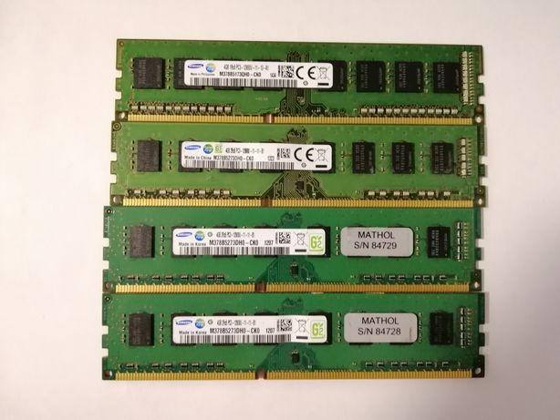Оперативная память DDR3 4GB 1600 12800 4ГБ ДДР3 4ГБ ОЗУ