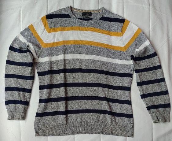 Sweter RESERVED 100% bawełna XXL