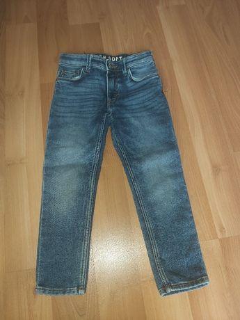 Dzinsy spodnie h&m