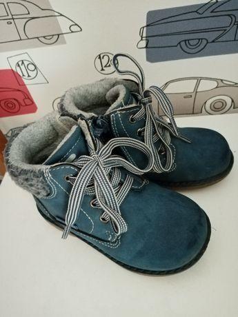 Sprzedam śliczne buciki traperki zimowe rozm 23 FILA