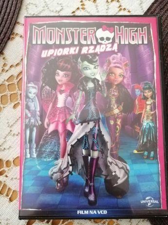 "Monster High ""Upiorki rządzą"" Film"