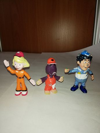Rajdek figurki zestaw 3 sztuki