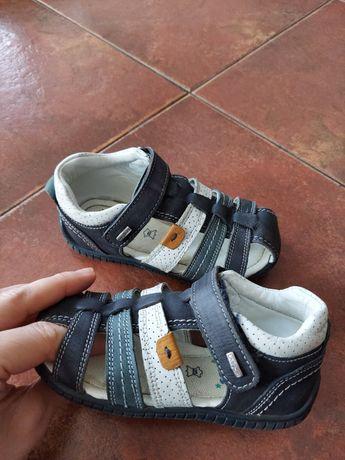 Sandały sandałki skórzane Lasocki kids 24