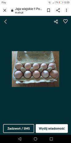 Jaja wiejskie 0,70