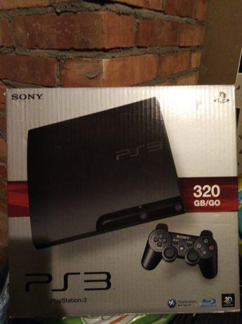 Konsola SONY PlayStation 3 + Kamera PS3 + 9 Gier