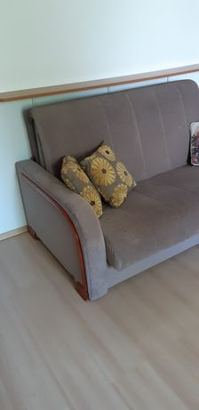 OKAZJA! Kanapa łóżko sofa tapczan fotel kanapa rozkładana do spania