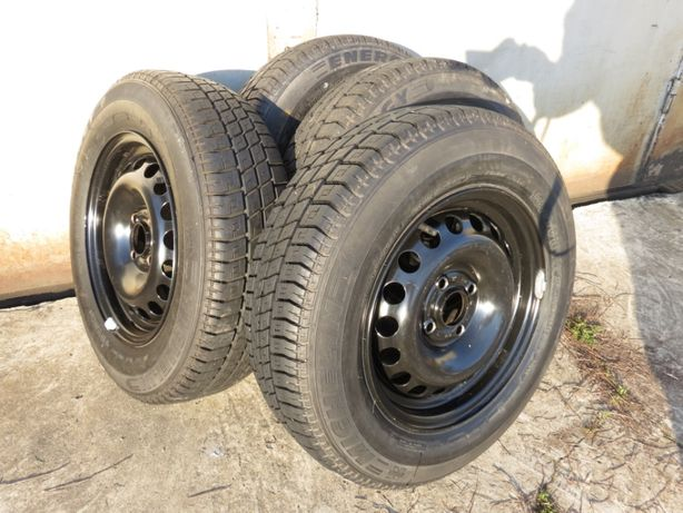 Колеса Опель 185 70 14 Michelin,з дисками 4-100 R14 ET39