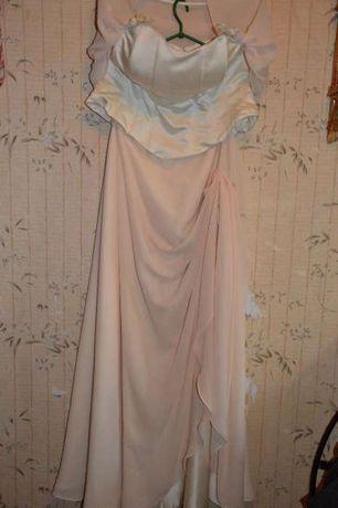 продам свадебное платье 48-50