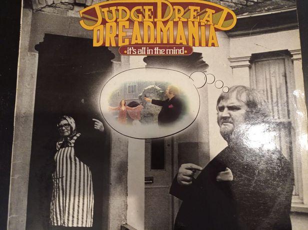 JUDGE DREAD dreadmania it's all in the mind LP