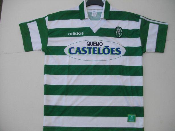 Camisola do Sporting, Época 1994/1995, Oficial SCP