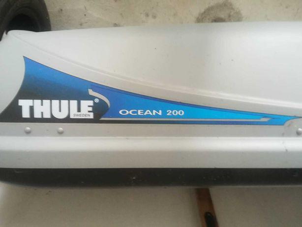 Mala de Tejadilho Thule Ocean 200