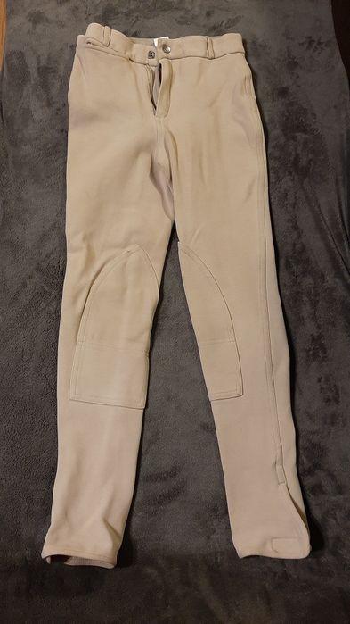 Bryczesy spodnie konne 146/158 Bydgoszcz - image 1