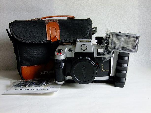 Aparat Automatic Camera z oryginalną torbą