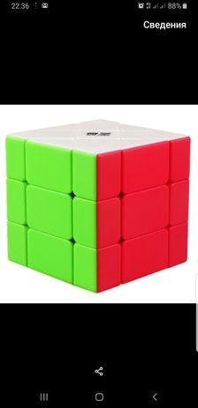 Кубик Рубика Фишер куб QiYi MoFangGe Fisher Cube