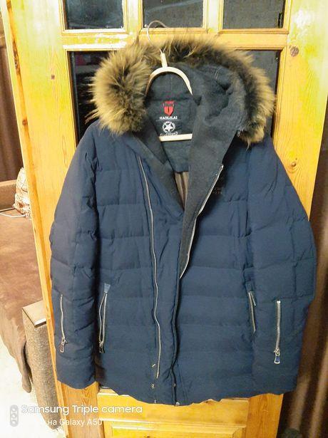 Зимова куртка HAOLILAI