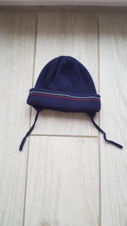 Czapka zimowa Zara r. 80/86