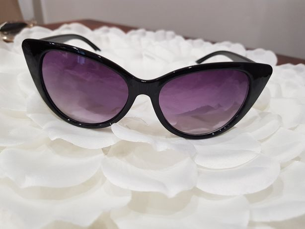 Kocie okulary Nowe