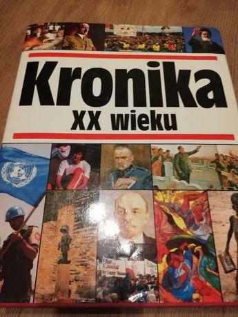 Książka kronika XX wieku