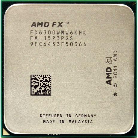 Продам процесор fx6300