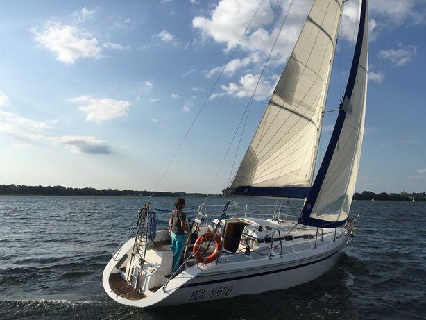 Sprzedam Jacht żaglowy Janmor 31, rok budowy 2003/2004