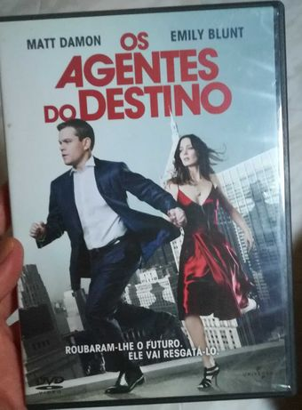 Os Agentes do Destino (The Adjustment Bureau) Matt Damon George Nolfic