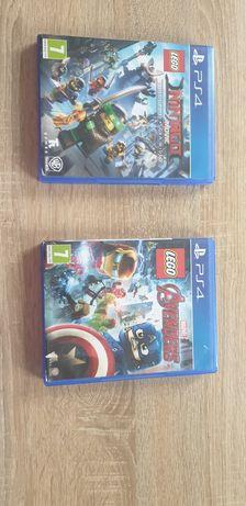Lego Ninjago, Avengers