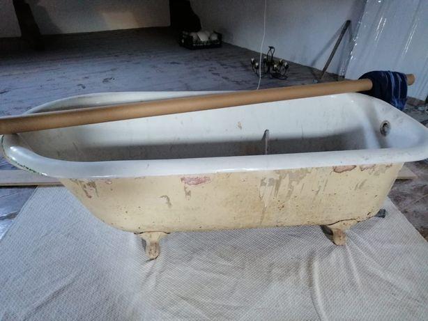 Banheira em ferro