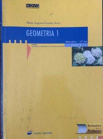 Manual de Matemática A 10 ano