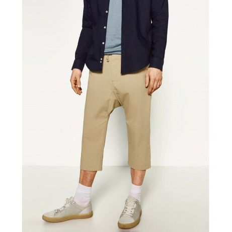 Spodnie męskie Zara M nowe z metką