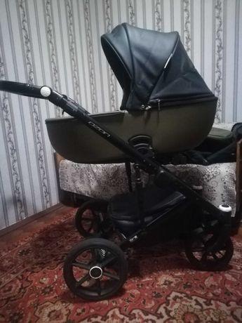 Детская коляска Riko Ozon 2 в 1 (цвет хаки)
