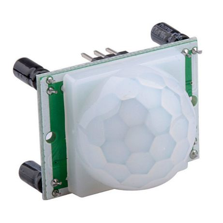 HC-SR501 Sensor movimento PIR arduino