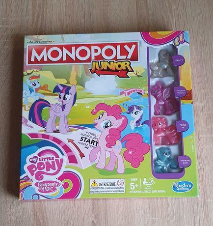 Gra Monopoly Junior My Little Pony Hasbro