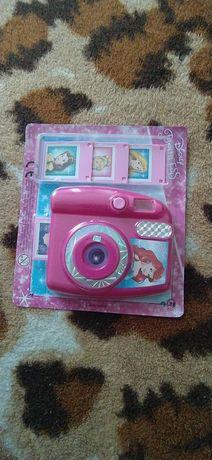 Игрушка 3+ для девочки фотоаппарат