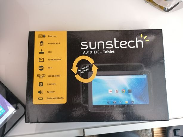 Tablet com problema touch