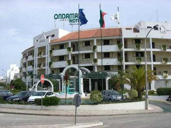 Semana de férias em Albufeira, Algarve