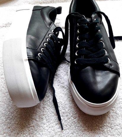 Кеди H/M  (black)