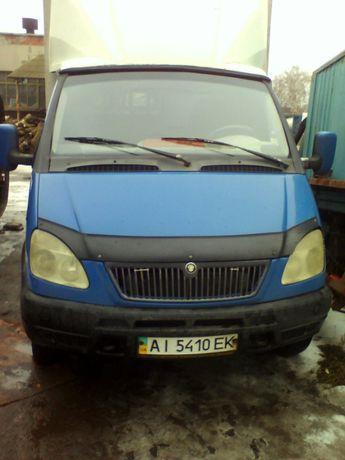 Газель на газу ГАЗ 3302