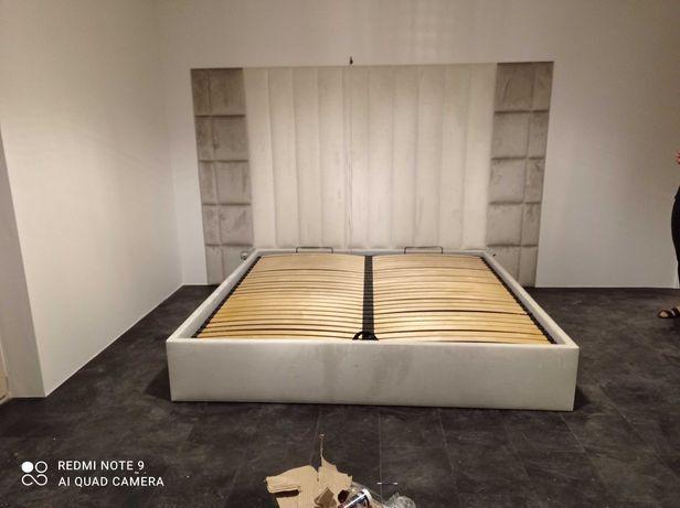 Panele ścienne tapicerowane wnęki sypialnie na wymiar 30/60