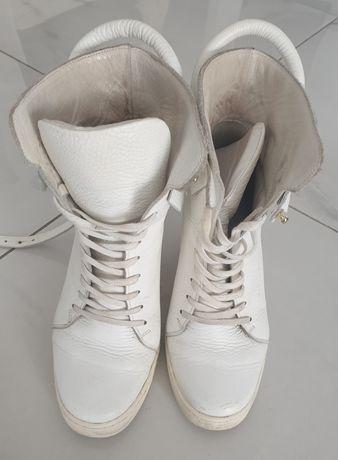Badura botki sneakersy na wiosne klodka 37