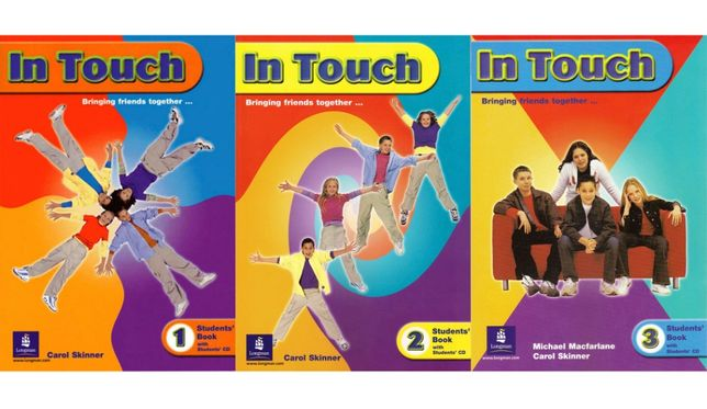 In Touch 1, 2, 3 PDF