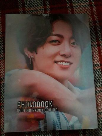 BTS kpop фотобук с Чонгуком