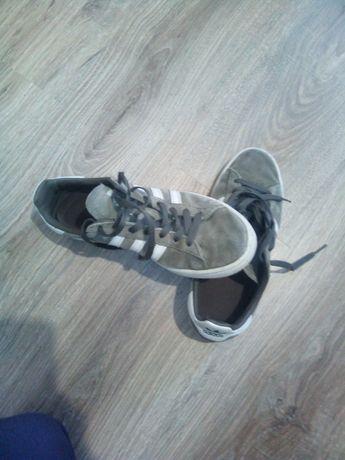 Продам кросівки адідас.Оригінал,шкіряні,