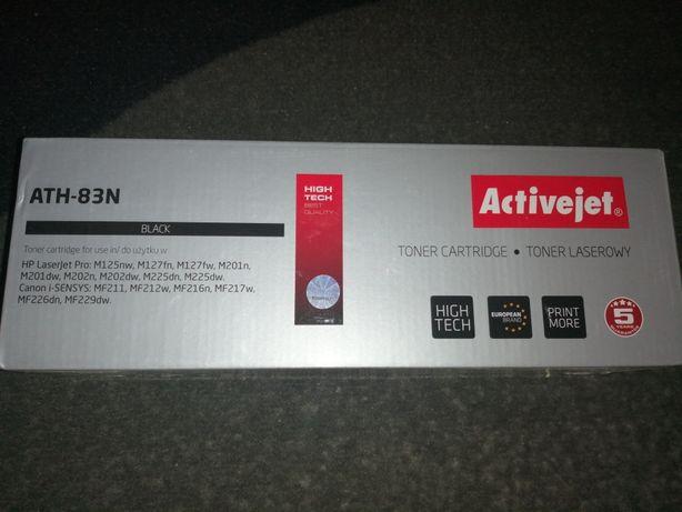 Toner HP Activejet ATH - 83N