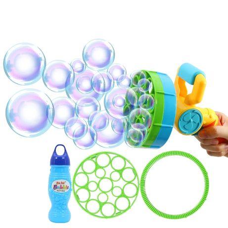 Игрушка мыльные пузыри + подарки 2