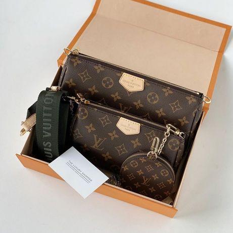 Torebka Louis Vuitton poschette skora od ręki PROMOCJA!